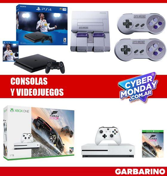 Cyber Monday videojuegos