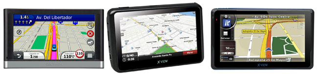 Garbarino GPS precios