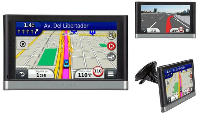 GPS Garmin en Garbarino