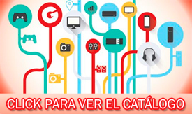 Ver catálogo haciendo Click aquí en Garbarino