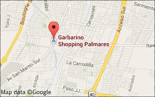 shopping palmares