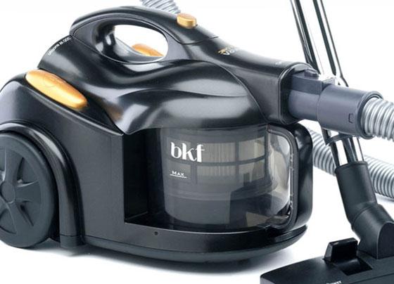 aspiradora BKF sin bolsa Garbarino