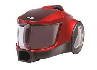 LG aspiradora sin bolsa de 2.000 watts