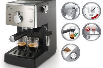 Philips cafetera Saeco HD