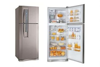 Electrolux heladera no frost