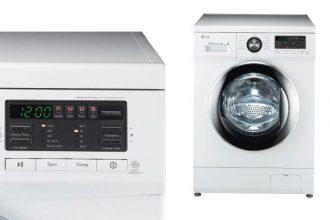 Oferta de lavarropas LG