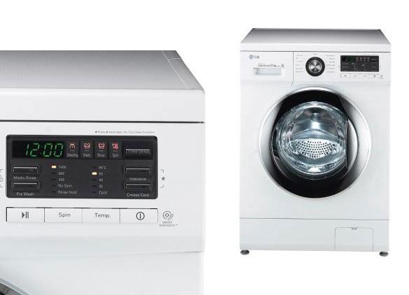 Oferta de lavaropas LG lavadora Garbarino
