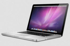 Notebook mackbook pro en Garbarino
