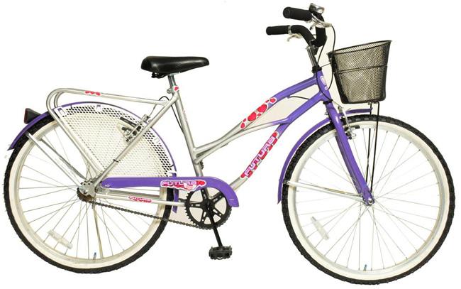 Bicicleta playera futura