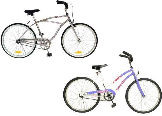 Maravillosa Bicicleta Playera Futura