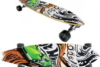 Longboard UNIBIKE Hotwheels 46""