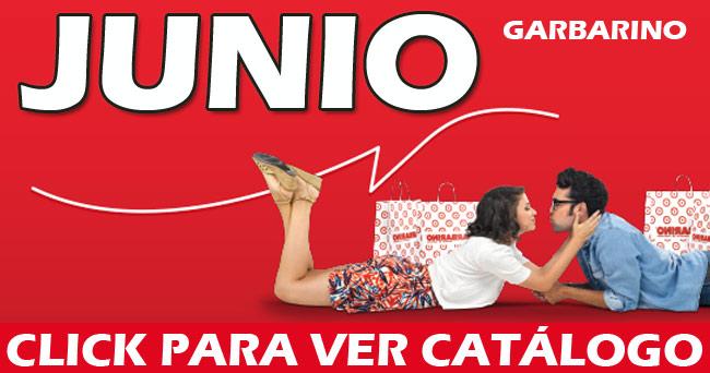 Catálogo junio Garbarino online