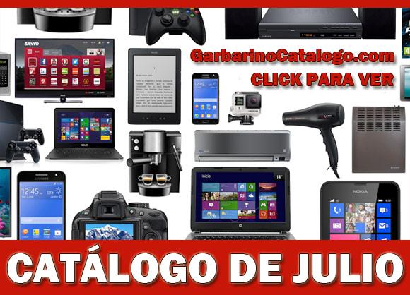 Ofertas del catálogo Garbarino julio 2015