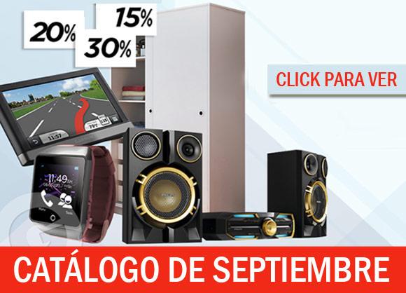 Garbarino catálogo Septiembre