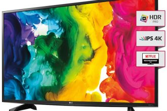 Televisor 49 pulgadas LG smar TV