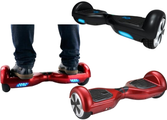 Caminador a batería. Mini scooter eléctrico
