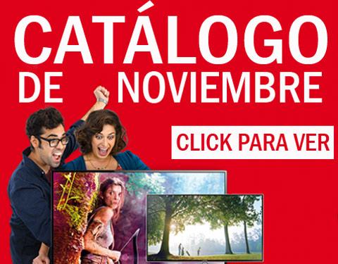 Ofertas del catálogo de Garbarino noviembre