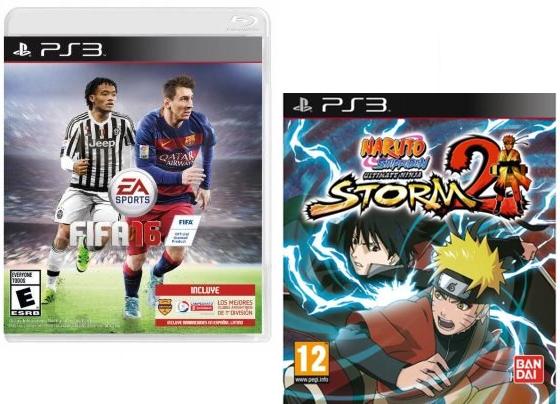 Juegos para consolas PS3, variedad de temas y precios