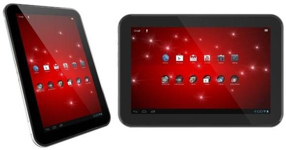 Tablet Toshiba de 10 pulgadas