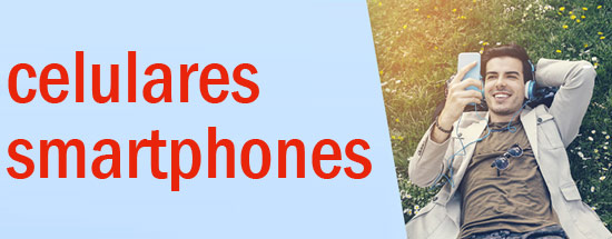 Smartphones Garbarino Black Friday