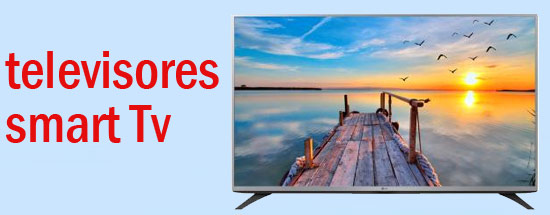 Televisores Black Friday smart Tv