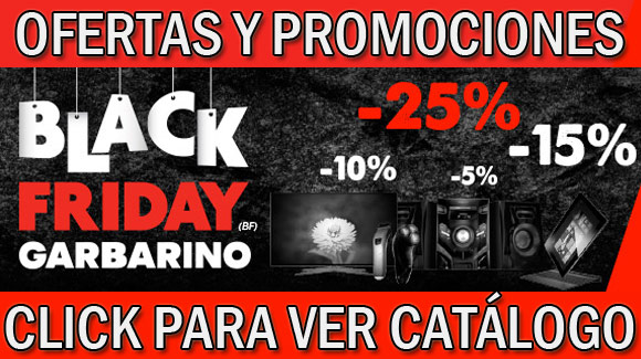 Black Friday Garbarino