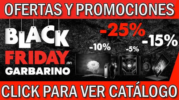 Black Friday Garbarino
