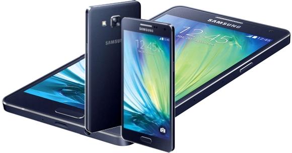 Samsung Presenta su nuevo Galaxy A5