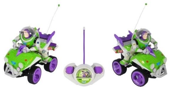 Auto a Radio Control de Toy Story