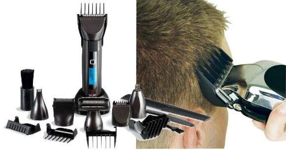 Maquina para cortar cabello con accesorios 39c7b7cbce06