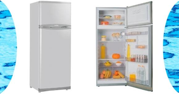 Heladera con Freezer Mabe