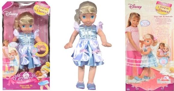 Muñeca que canta y Baila