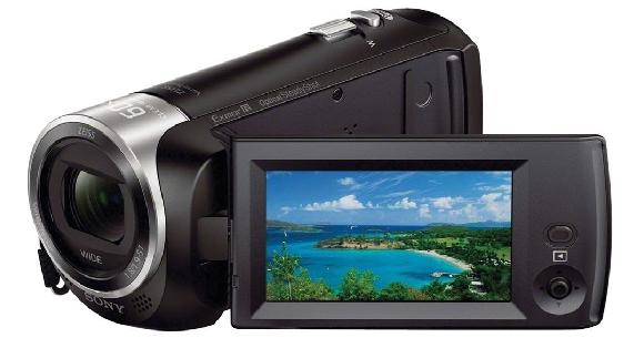Cámara de Video HD Sony