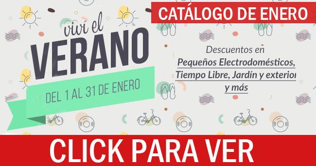 Ofertas del catálogo Garbarino enero online