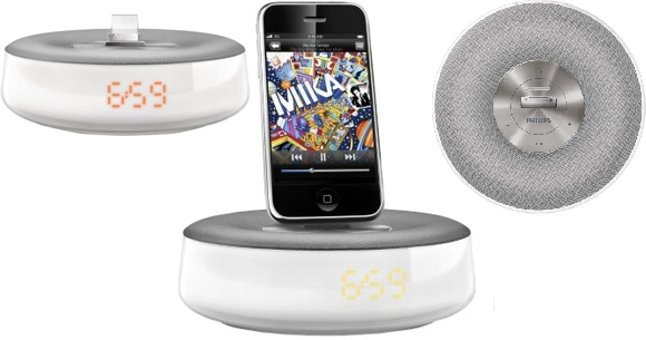 Sistema dock, audio por bluetooth Philips