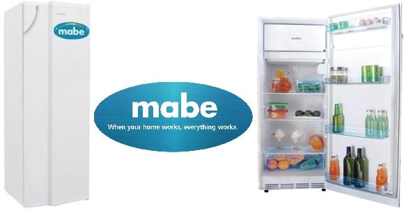 Heladera sin freezer Mabe