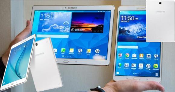 Tablet Samsung 9 7 Pulgadas Garbarino Cat 225 Logo