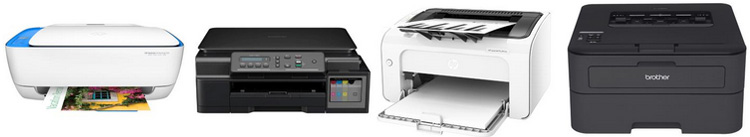 Garbarino impresoras tinta