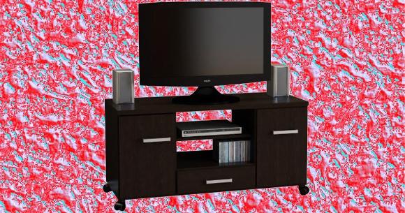 Modular o Rack para Televisión