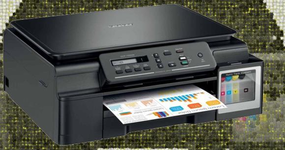 Impresora Multifunción a Chorro de tinta.