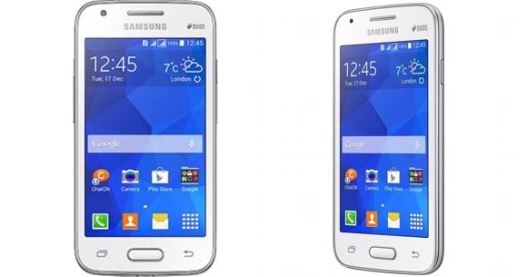 Celular Samsung ACE Style 5 de 4,3 pulgadas en modalidad libre