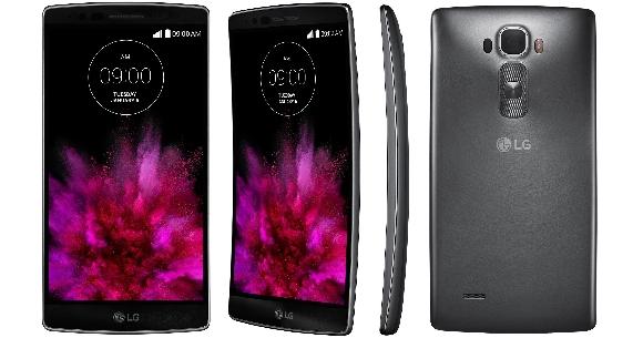 Celular LG G Flex 2 en modalidad libre
