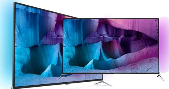 televisores led smart tv precios