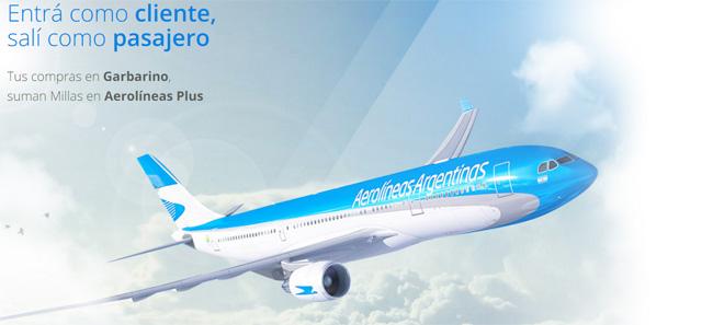 Aerolineas Plus Garbarino