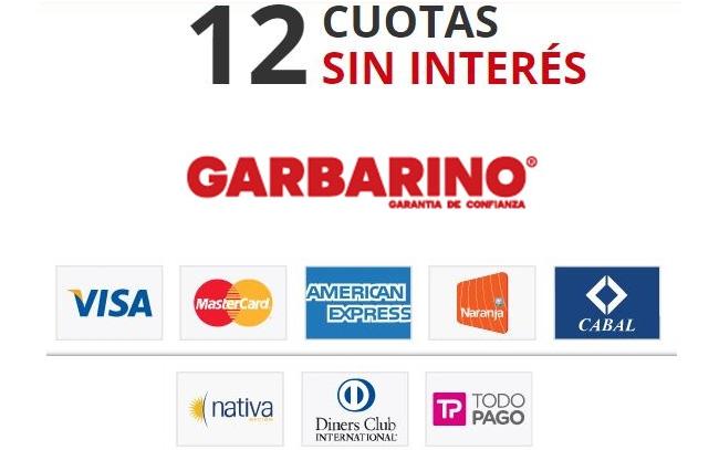 Tarjetas de crédito Garbarino financiación