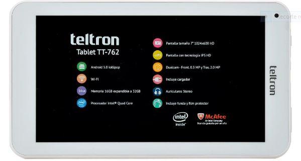 Tablets con Wi-Fi al mejor precio