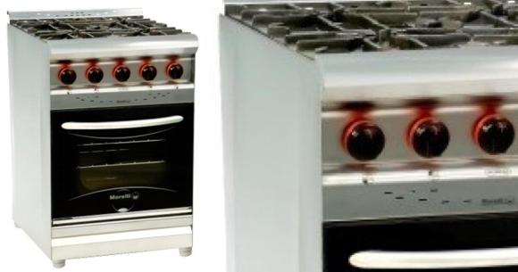 Cocina industrial Morelli