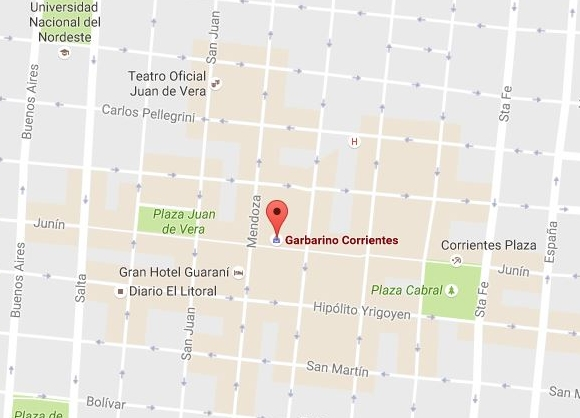 Garbarino Corrientes Capital dirección y teléfono
