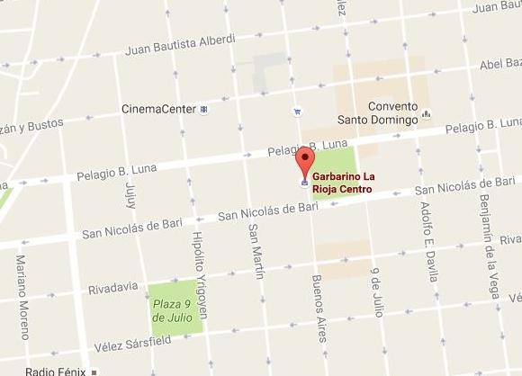 Garbarino La Rioja Dirección, teléfonos, ofertas y promociones