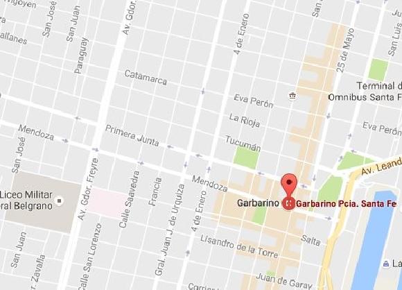 Garbarino Santa Fe - Capital